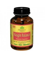 WEIGHT BALANCE - ORGANIC INDIA - NADWAGA, OTYŁÓŚĆ