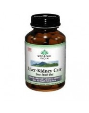 LIVER-KIDNEY CARE ORGANIC INDIA ZDROWE NERKI I WĄTROBA - ORGANIC INDIA
